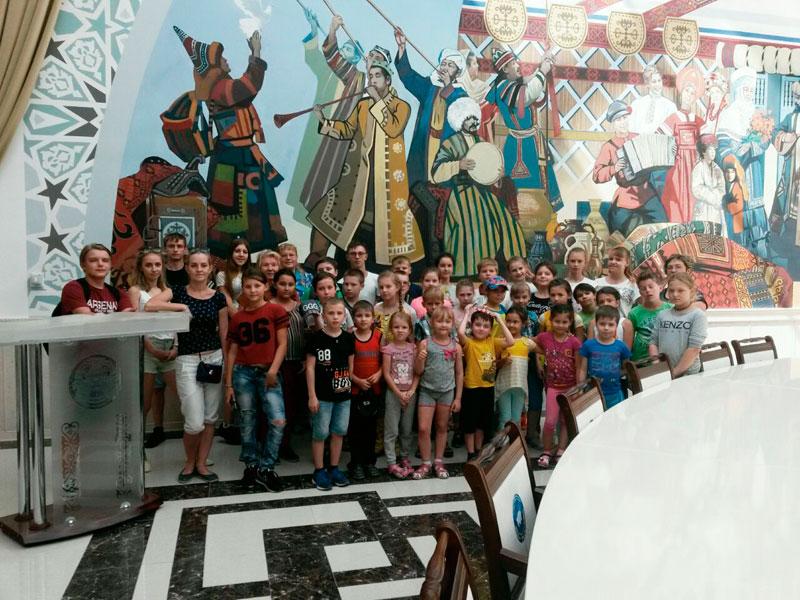 Сохраняя культурное наследие