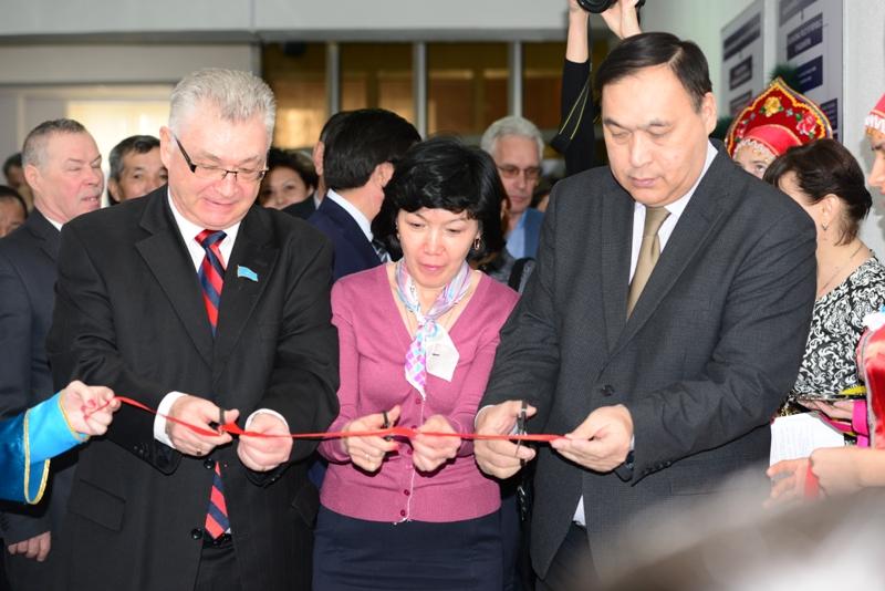 В Атырау открыт Институт Ассамблеи народа Казахстана