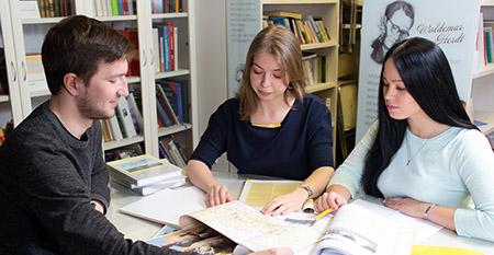 Образовательные проекты Института этнокультурного образования BiZ