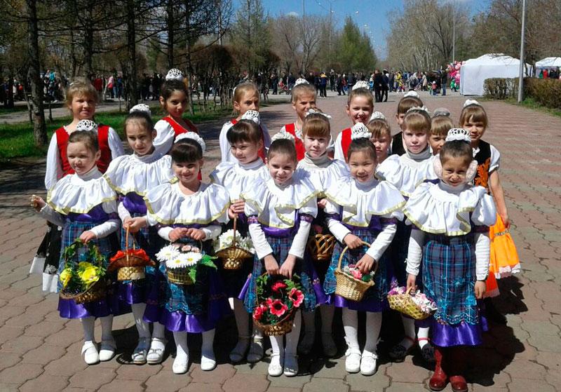 День единства народа Казахстана в Караганде