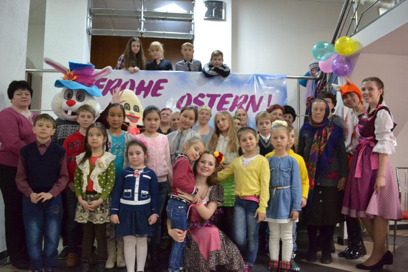 Приобщиться к немецким народным традициям
