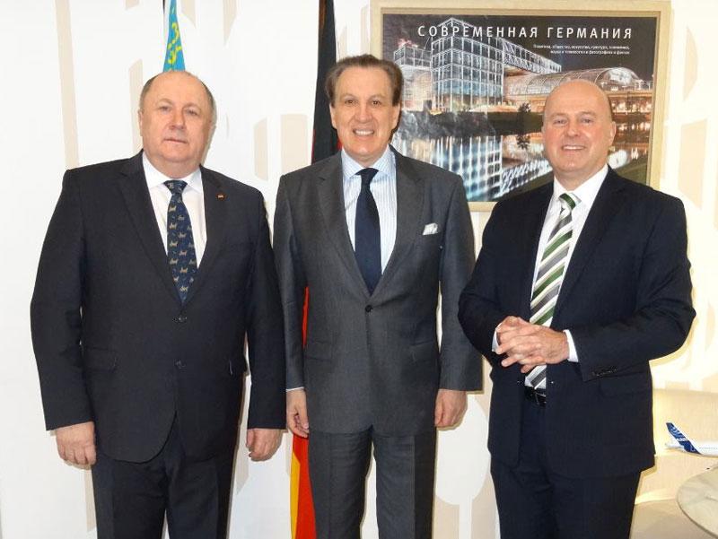 Визит представителей Германского Бундестага