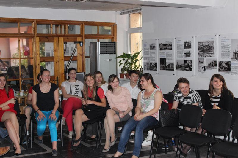 Пасха в молодёжном клубе «Vorwärts»