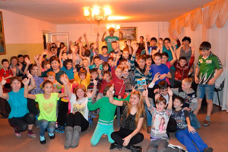Двадцать пять добрых дел молодежи