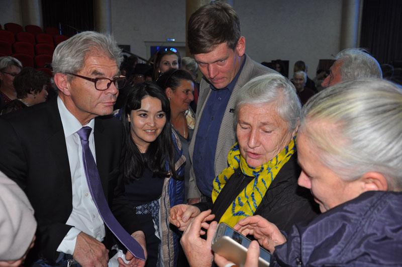 Гостеприимство Тараза и общества немцев Жамбылской области