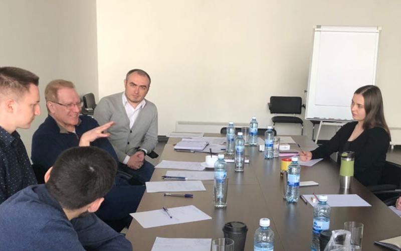 Анализ ситуации в Союзе немецкой молодежи Казахстана