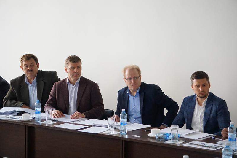 Очередное заседание Попечительского совета ОФ «Возрождение»