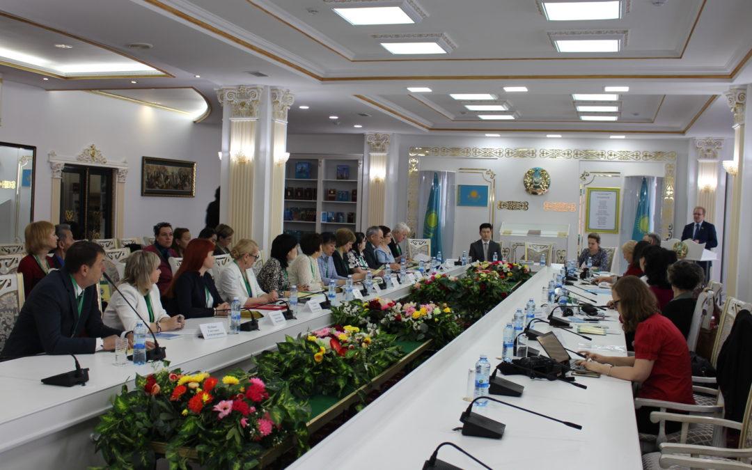 Итоги Международной научно-практической конференции «Немцы Казахстана: люди, эпохи, события».