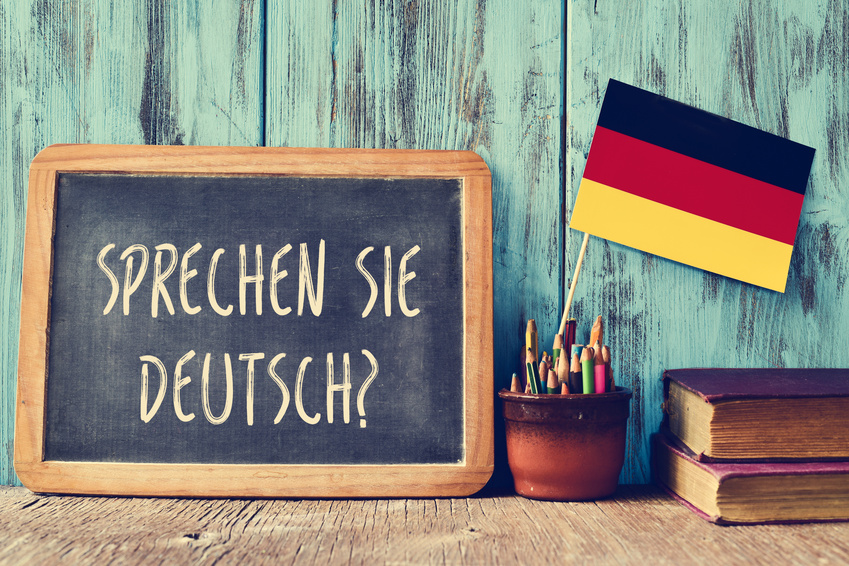 Набор на онлайн-курсы немецкого языка продолжается
