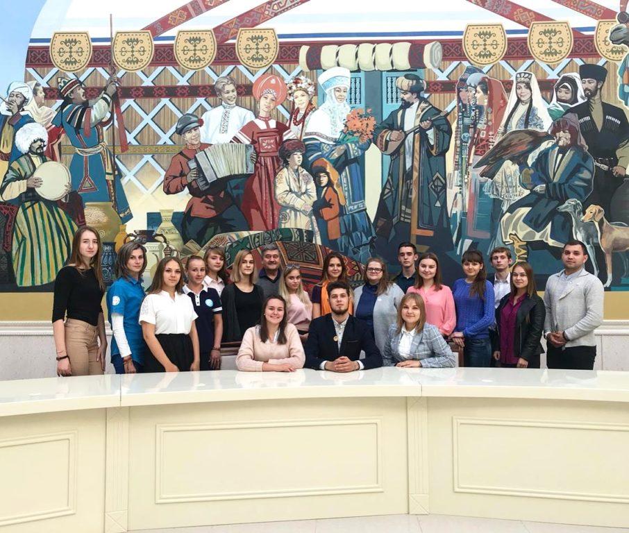 In Karaganda fand eine erweiterte Sitzung des Rates der deutschen Jugend Kasachstans statt.