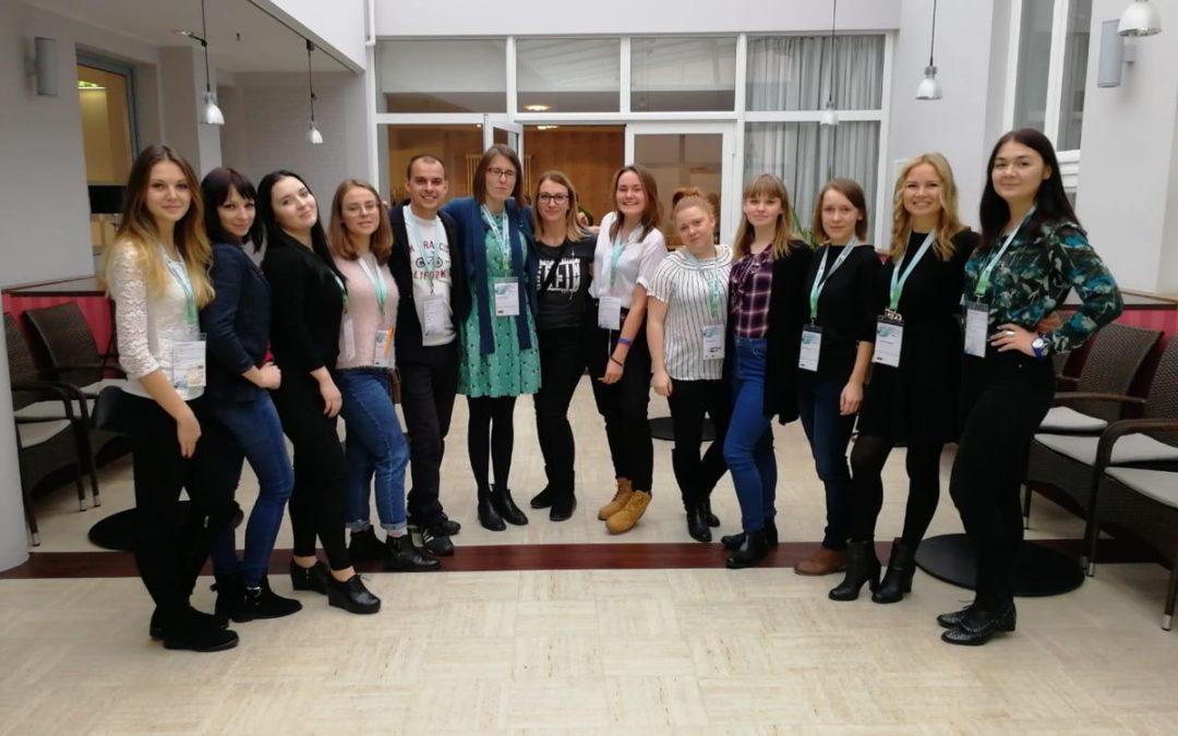 """""""Gemeinsam durchstarten – Internationale Jugendkonferenz"""""""