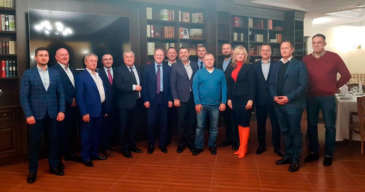 Businessclub der Deutschen in Kasachstan