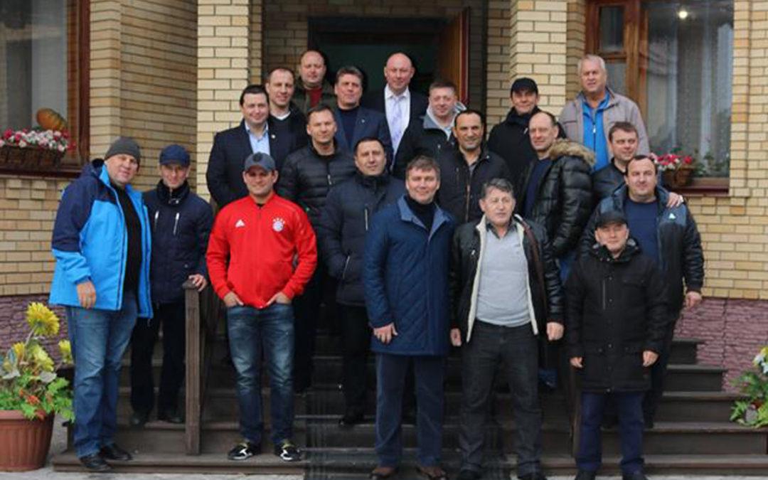 Немецкий Дом Костаная посетила делегация международной Федерации греко-римской борьбы