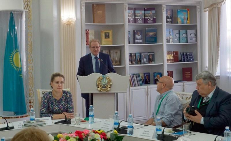 Немцы Казахстана: люди, события, эпохи