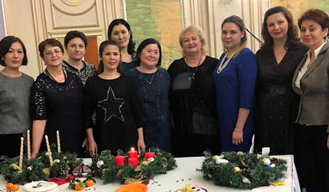 Advent in Pavlodar