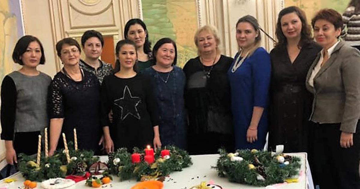 Advent в Павлодаре