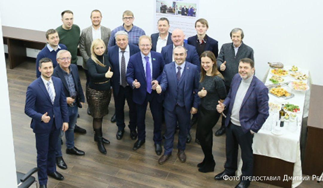Новые идеи Бизнес-клуба немцев Казахстана