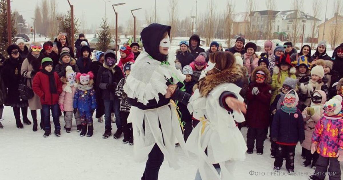 Die fünfte Jahreszeit geht durch Kasachstan!