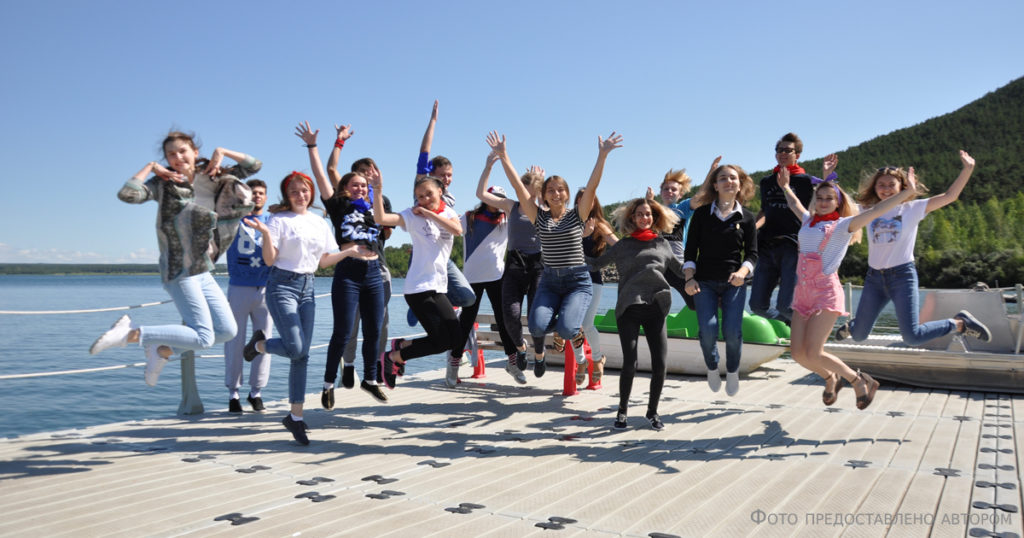 Glückwünsche dem Verein der deutschen Jugend Kasachstan (VdJK) zum Geburtstag