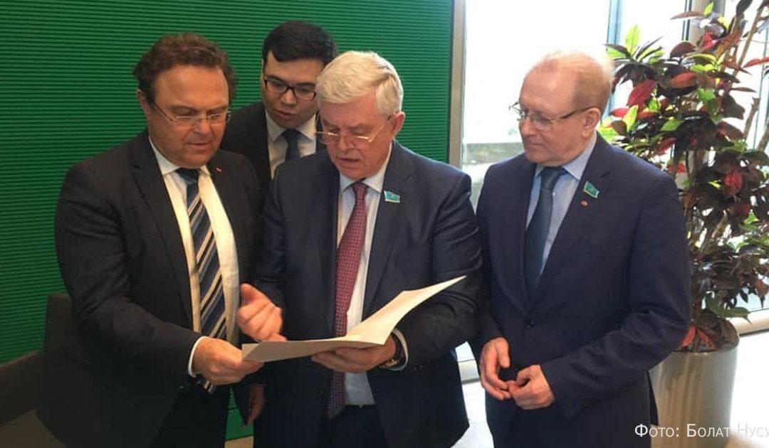Kasachstan und Deutschland – starke Verbindungen zu gegenseitigem Vorteil