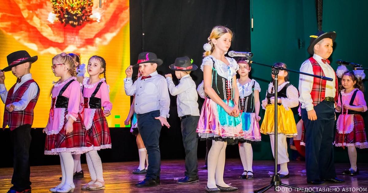 Концерт «Frohe Ostern» в Семее