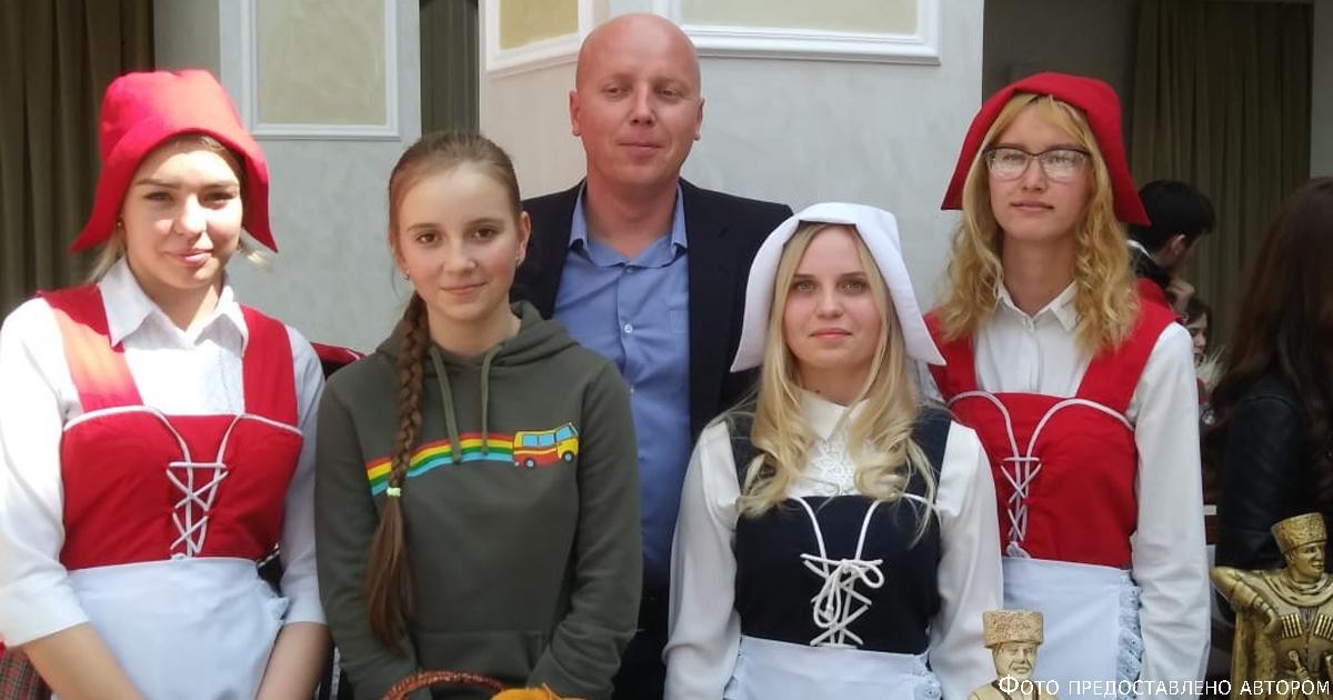 Майские праздники в Караганде