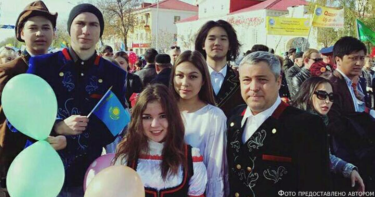 Немецкая молодёжь Уральска в надёжных руках