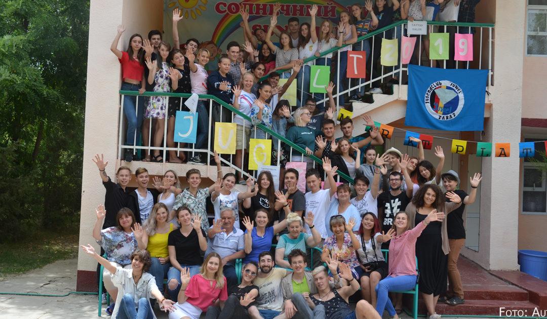 Jugendsprachlager in Taras