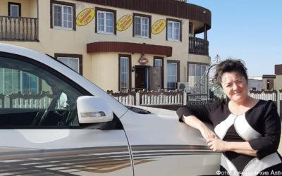 Алёна Энглер: от свалки до гостиницы