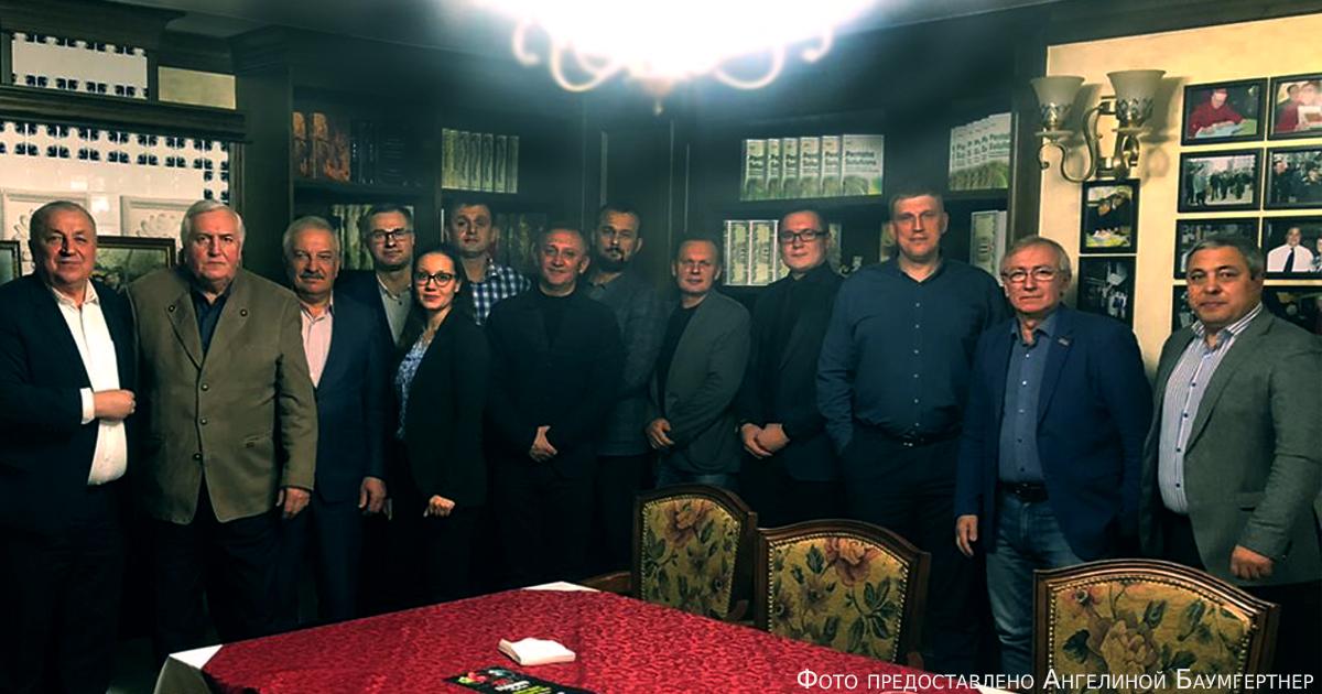 Бизнес-клуб немцев – развиваемся вместе…