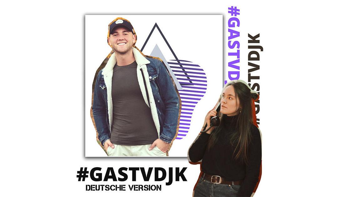 Новый выпуск рубрики #Gastvdjk на немецком языке уже в эту пятницу