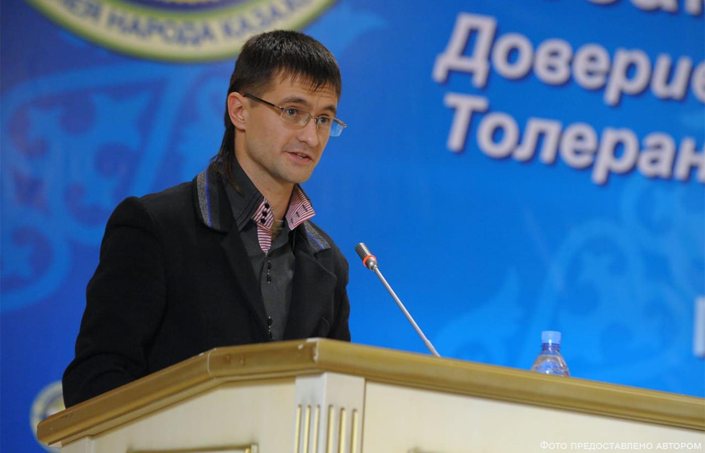 Александр Вервекин: «В приоритете — работа с молодежью»