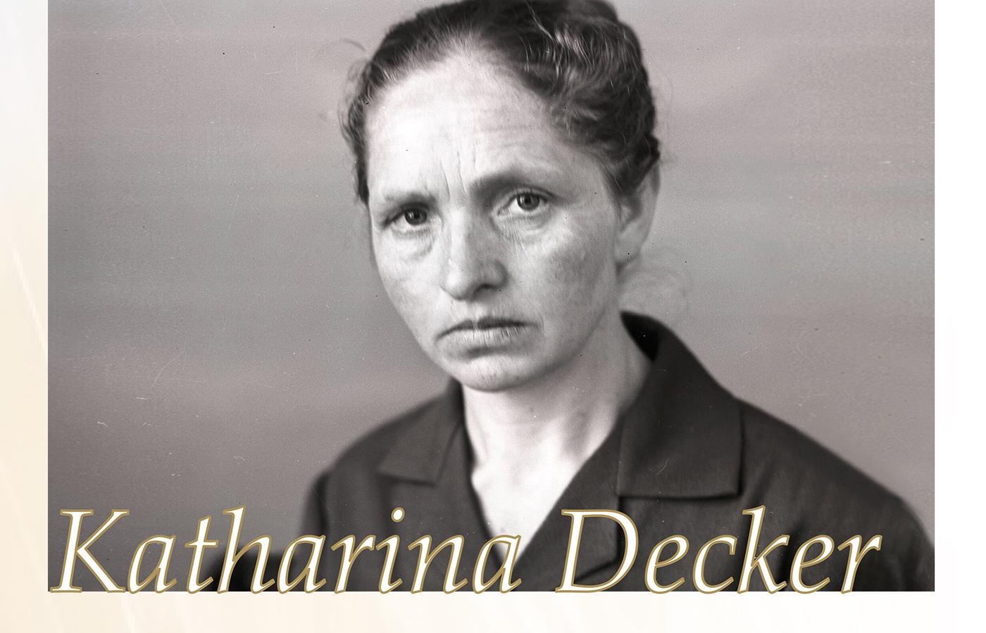 Katharina Decker