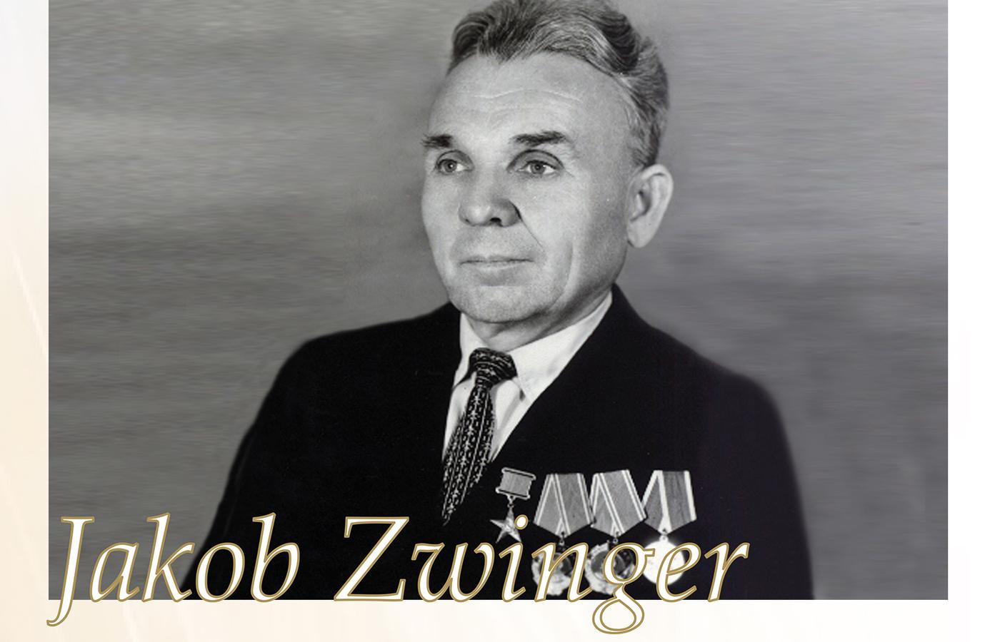 Jakob Zwinger