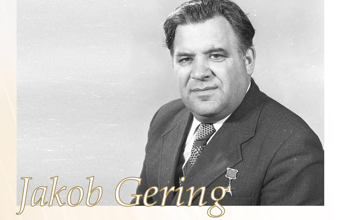 Jakob Gering