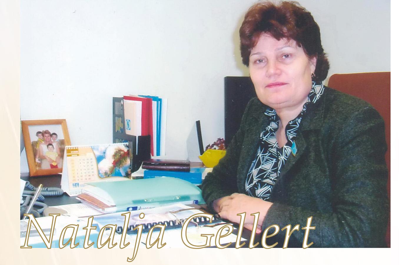 Natalja Gellert