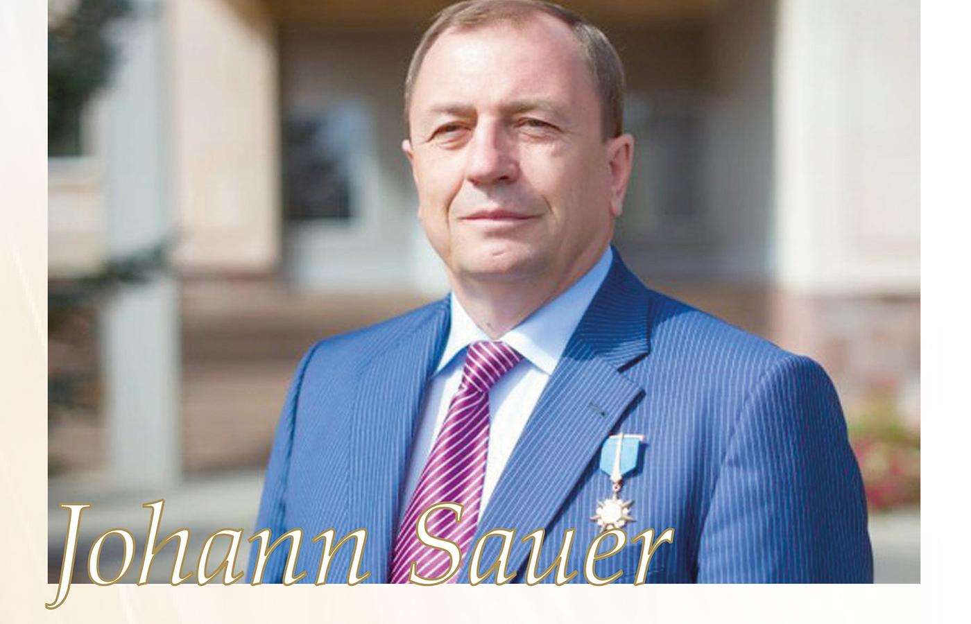 Johann Sauer