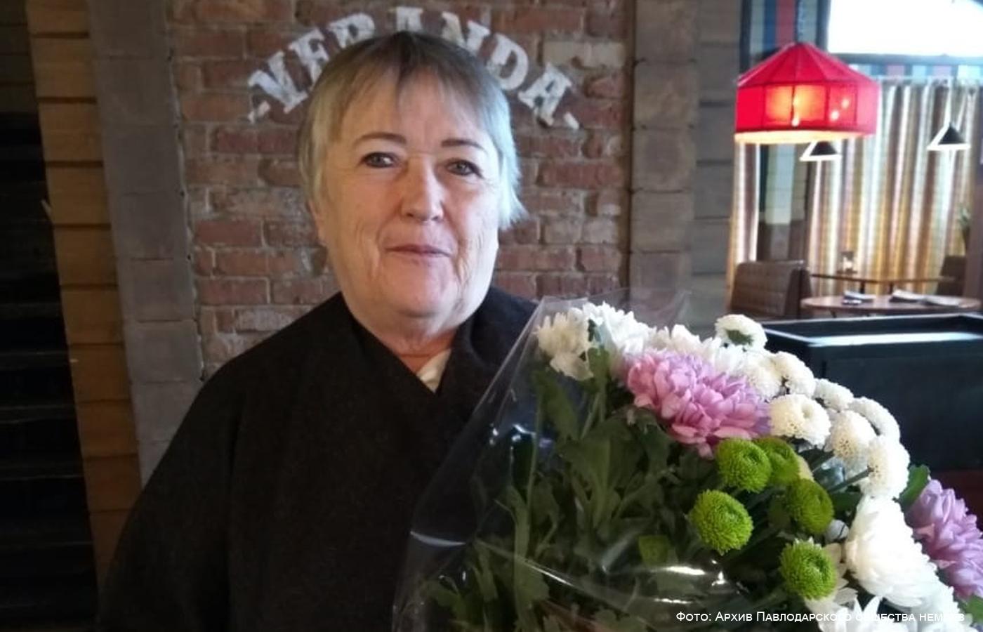 Лидия Шмидт: «Нужно любить свою работу»