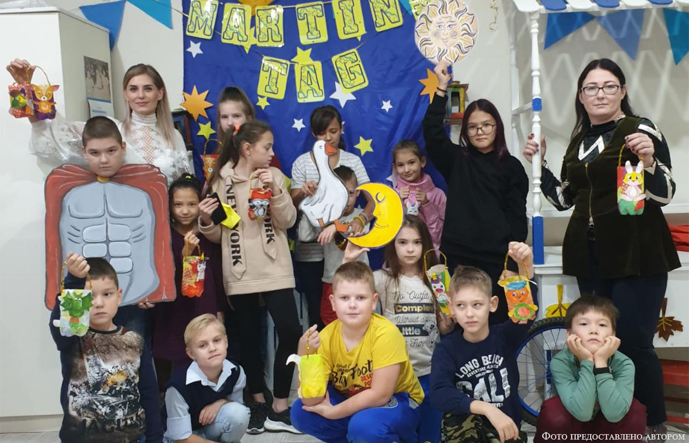 Святой Мартин добрался до западного Казахстана