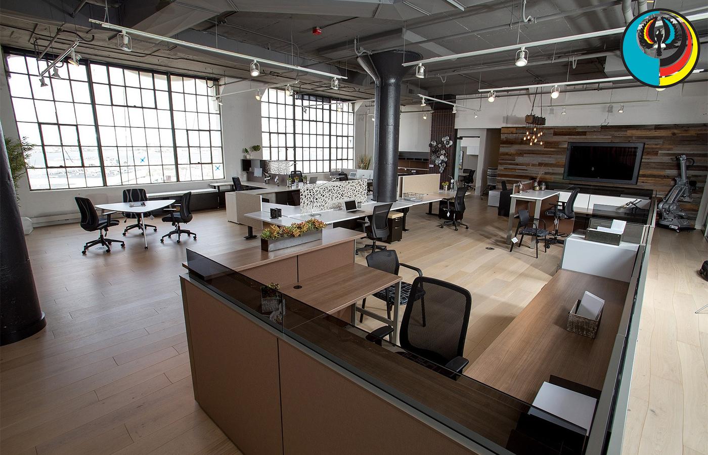 Тендер на оснащение мебелью и техникой офисного здания