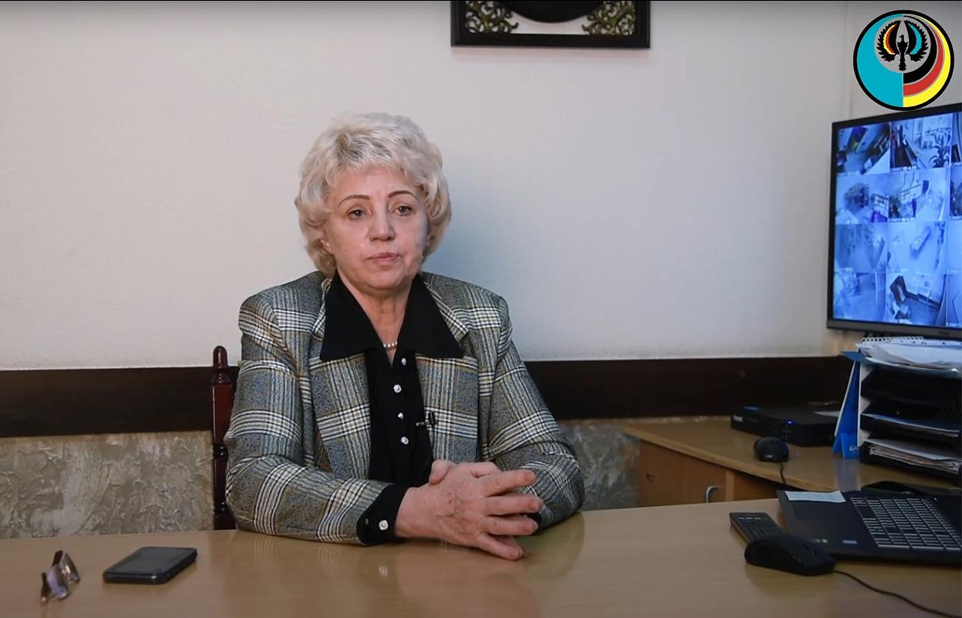ВИДЕО: Ирина Соколовская: «Молодежь пусть не боится!»