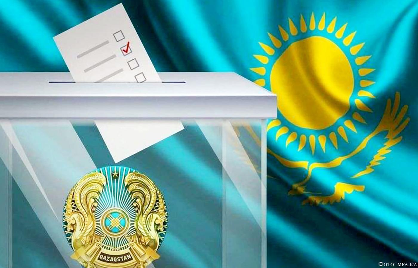 Немцы Павлодарской области выдвинуты в региональные партийные списки
