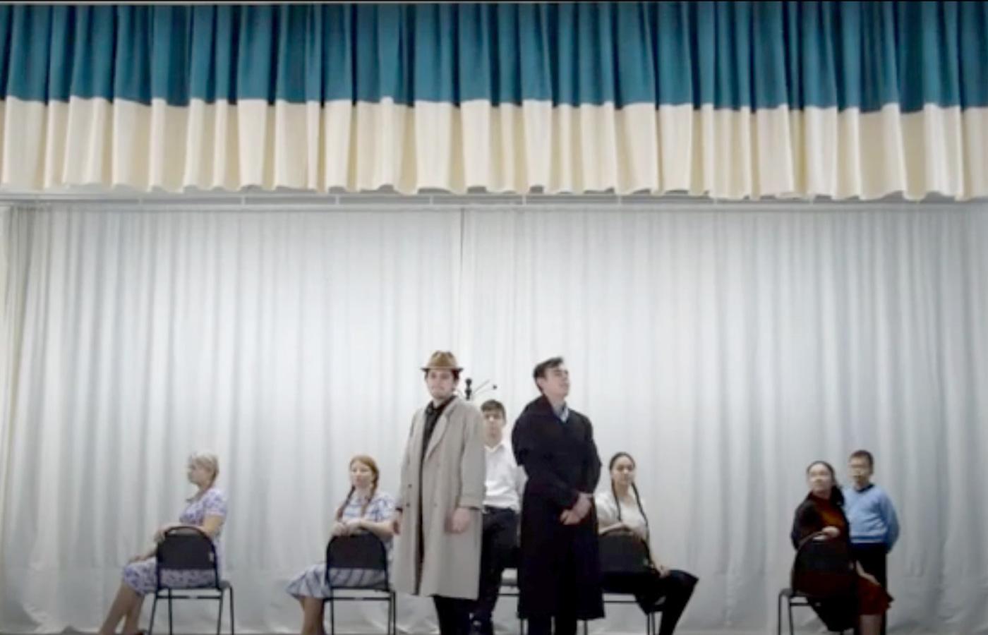 ВИДЕО: Спектакль-обращение о Герольде Бельгере: «И такая тебе открылась тогда истина»