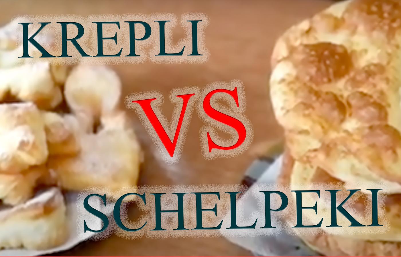 ВИДЕО: KREPLI VS SCHELPEKI
