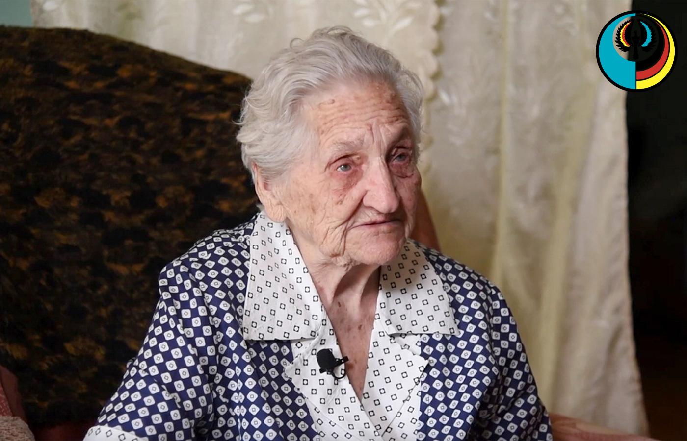 ВИДЕО: Елена Балабина (Швагерус): «Как война началась, я сама себе пробивала дорогу…»