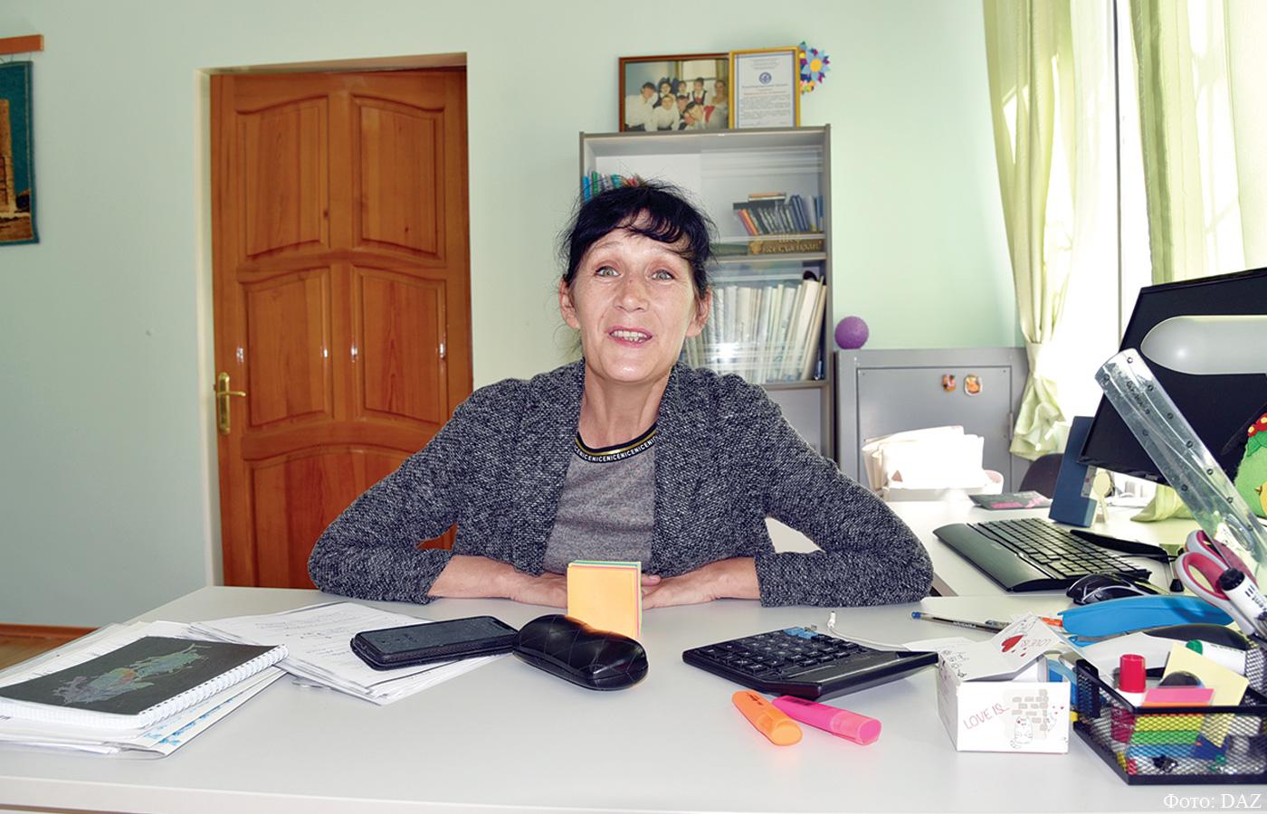 Марина Зотова (Майер)