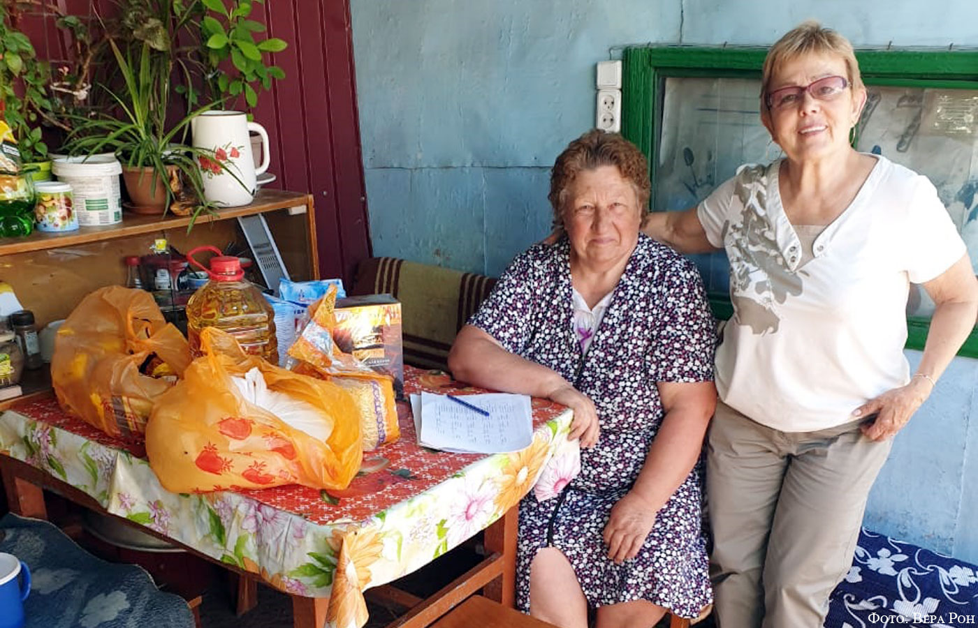 "Das Projekt ""Lebensmittelhilfe"" wurde in Zhezkazgan realisiert"
