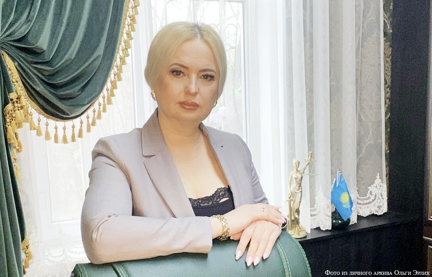 """Olga Erlich: """"Ich mache mich gerne nützlich und tue den Menschen Gutes"""""""