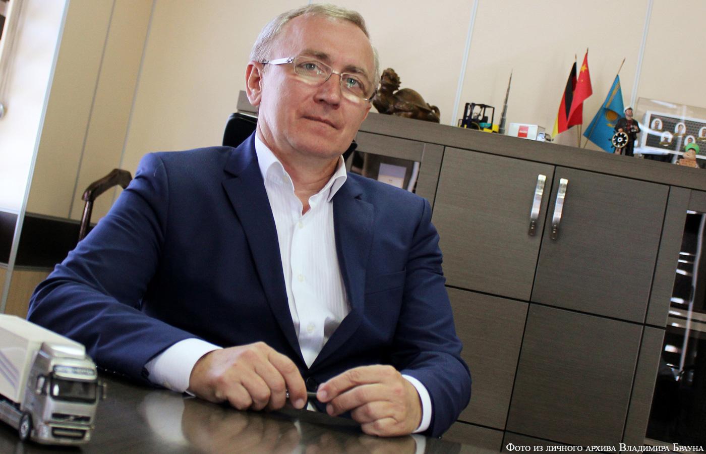 """Wladimir Braun: """"SWS – der Marktführer in der Autoindustrie Kasachstans"""""""