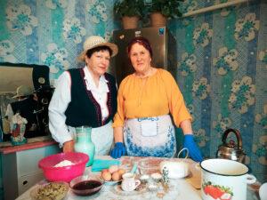 Германия помогает этническим немцам продуктами